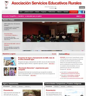 Asociación Servicios Educativos Rurales